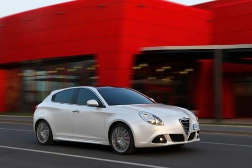 Alfa Romeo Giulietta intra pe piata europeana23411
