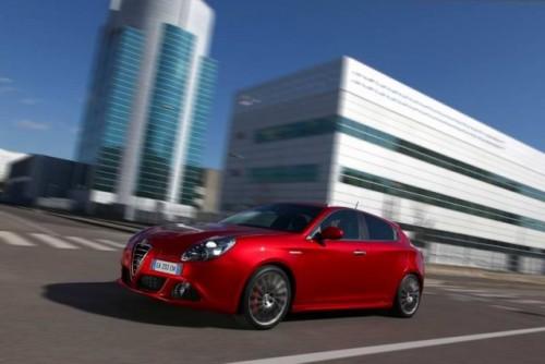 Alfa Romeo Giulietta intra pe piata europeana23415