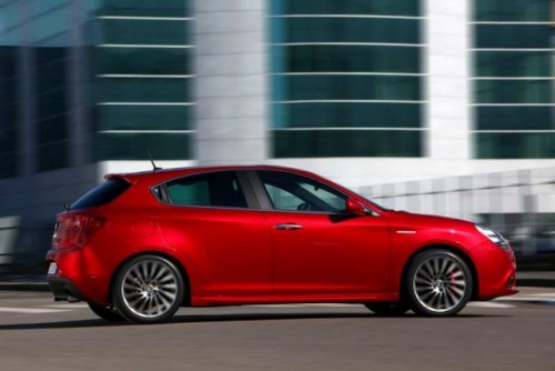 Alfa Romeo Giulietta intra pe piata europeana23416