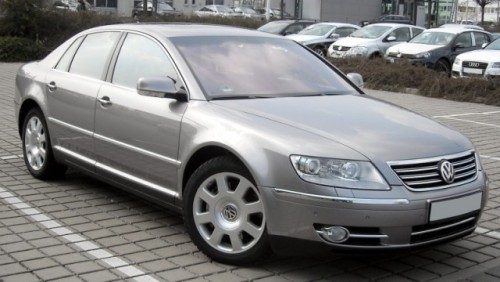 Detalii despre noul Volkswagen Phaeton23386