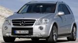 Detalii despre noul Mercedes ML63 AMG23384