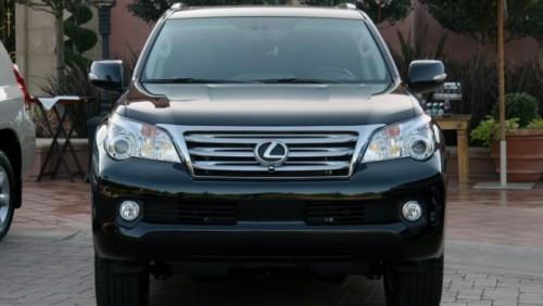 Toyota a oprit comercializarea modelului Lexus GX 46023379