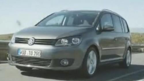 VIDEO: Noul Volkswagen Touran prezentat din toate unghiurile23359