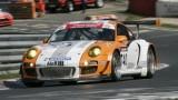 Porsche 911 GT3 Hibrid urca pe podium la Nurburgring23347