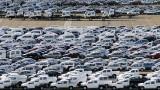 Declinul vanzarilor de vehicule a redus afacerile din comert cu 22%23328
