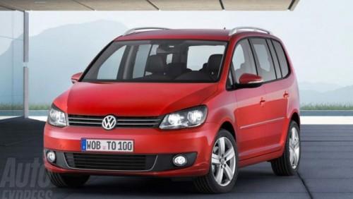 Iata noul Volkswagen Touran!23319