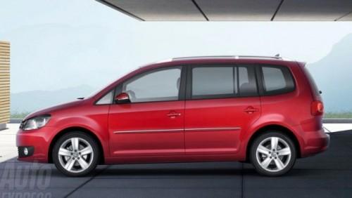 Iata noul Volkswagen Touran!23321