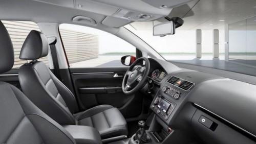 Iata noul Volkswagen Touran!23323