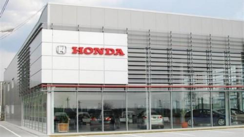 Honda se extinde in Romania23306