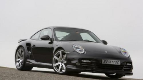 Porsche 911 Turbo tunat de Sportec23298