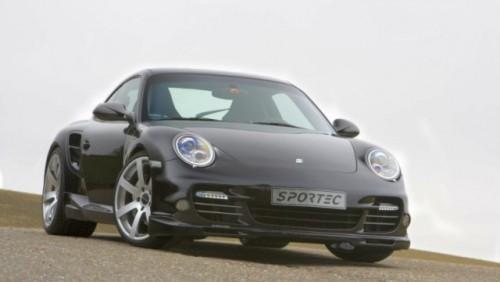 Porsche 911 Turbo tunat de Sportec23299