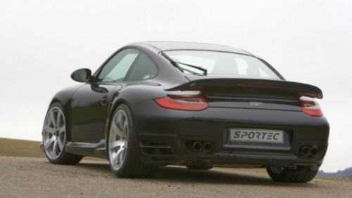 Porsche 911 Turbo tunat de Sportec23301