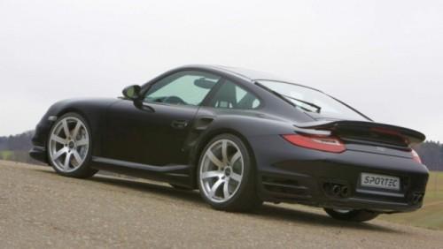 Porsche 911 Turbo tunat de Sportec23302