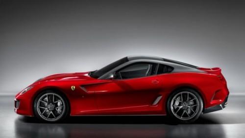 OFICIAL: Noul Ferrari 599 GTO23294
