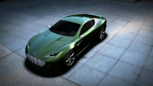 VIDEO: Conceptul Aston Martin Gauntlet23286