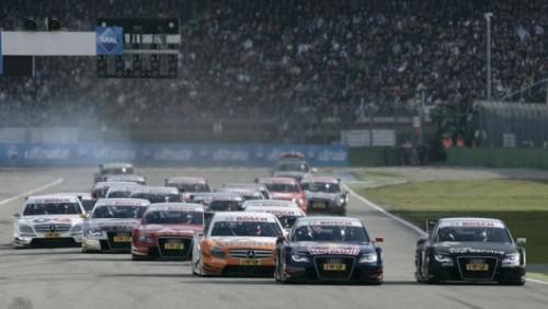 Coulthard va concura in DTM23278