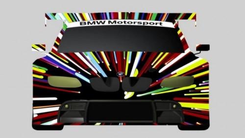 BMW M3 GT2 din programul  Art Car va participa in cursa de la Le Mans23276