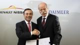 Parteneriatul Renault-Nissan - Daimler aduce economii de 4 miliarde euro23274