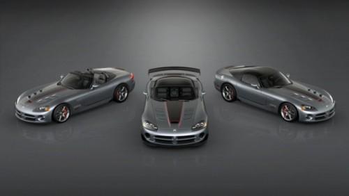 Modelul Dodge Viper iese din productie, dar ofera 50 de unitati editie limitata23219