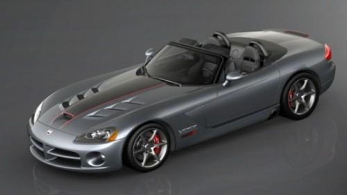 Modelul Dodge Viper iese din productie, dar ofera 50 de unitati editie limitata23220