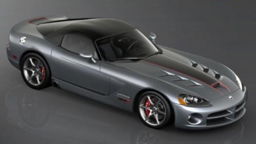 Modelul Dodge Viper iese din productie, dar ofera 50 de unitati editie limitata23221