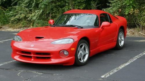 Modelul Dodge Viper iese din productie, dar ofera 50 de unitati editie limitata23224