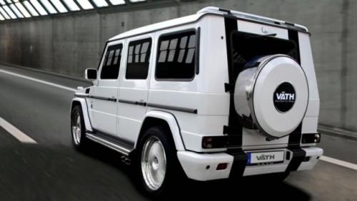 VATH a imbunatatit modelul Mercedes G55 AMG23211