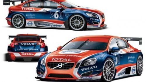 Volvo a pregatit o versiune S60 de curse23203