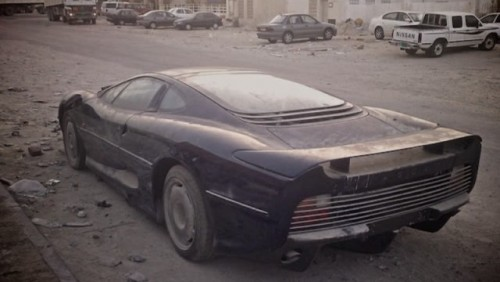 Jaguar XJ220, un supercar pe cale de disparitie23193