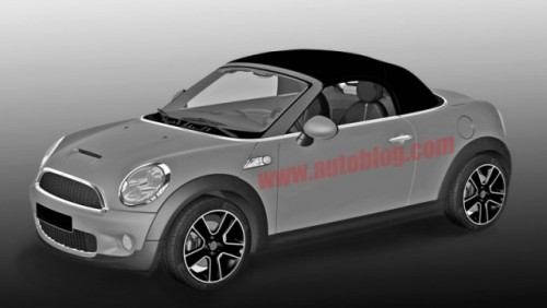 Mini a patentat design-ul modelelor Mini Coupe si Mini Roadster23186