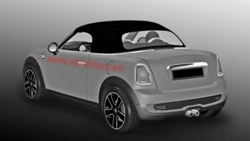 Mini a patentat design-ul modelelor Mini Coupe si Mini Roadster23187