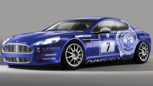 Aston Martin Rapide Nurburgring23180