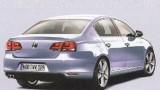 ZVON: Volkswagen ar putea lansa la Paris noul Passat23163