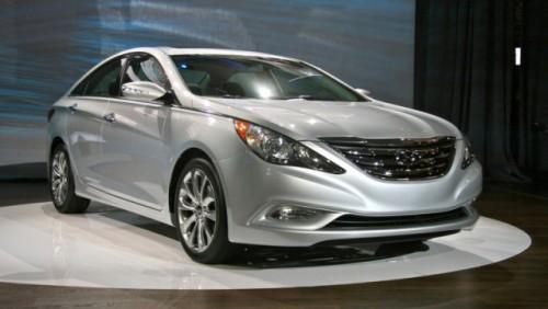 Noul Hyundai Sonata Turbo 2.0 a fost lansat la New York23123