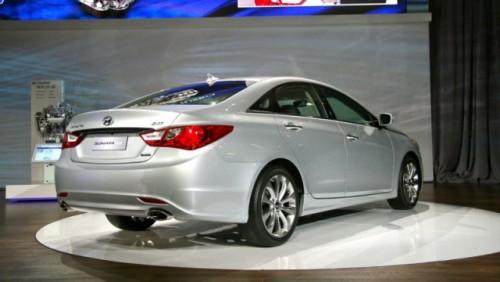 Noul Hyundai Sonata Turbo 2.0 a fost lansat la New York23126