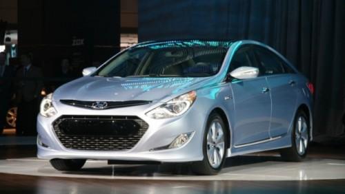 Noul Hyundai Sonata hibrid a fost prezentat la New York23100