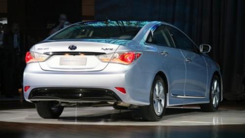 Noul Hyundai Sonata hibrid a fost prezentat la New York23105