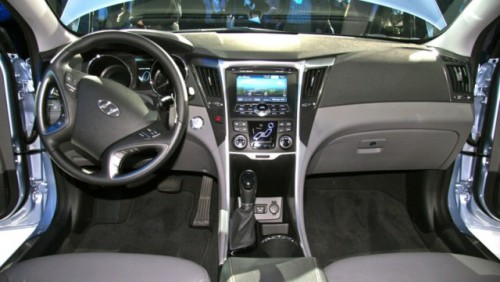 Noul Hyundai Sonata hibrid a fost prezentat la New York23117