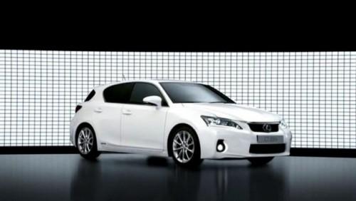 VIDEO: Primul spot publicitar al noului Lexus CT 200h23098