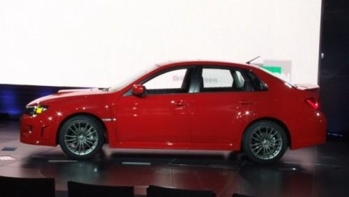 Subaru a prezentat la New York noul Subaru Impreza WRX23076