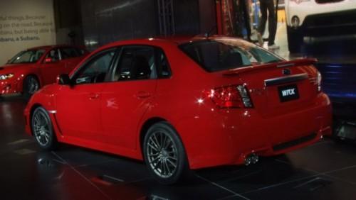 Subaru a prezentat la New York noul Subaru Impreza WRX23077