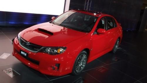Subaru a prezentat la New York noul Subaru Impreza WRX23080