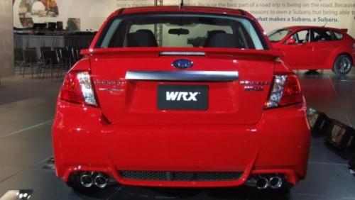 Subaru a prezentat la New York noul Subaru Impreza WRX23084