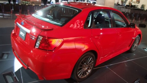 Subaru a prezentat la New York noul Subaru Impreza WRX23085