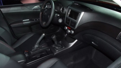 Subaru a prezentat la New York noul Subaru Impreza WRX23090