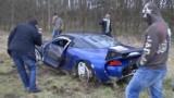 Un Porsche 9ff GT9-R a fost facut praf in Anglia23013