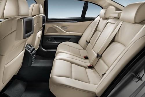 OFICIAL: BMW Seria 5 cu ampatament marit22967