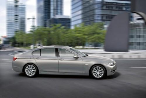 OFICIAL: BMW Seria 5 cu ampatament marit22970