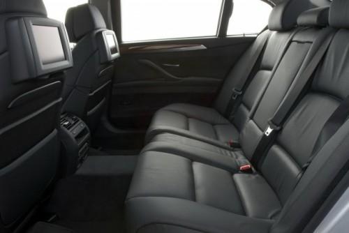 OFICIAL: BMW Seria 5 cu ampatament marit22981