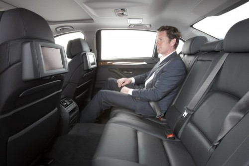 OFICIAL: BMW Seria 5 cu ampatament marit22982